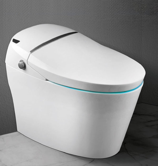 Parryware electronic toilets
